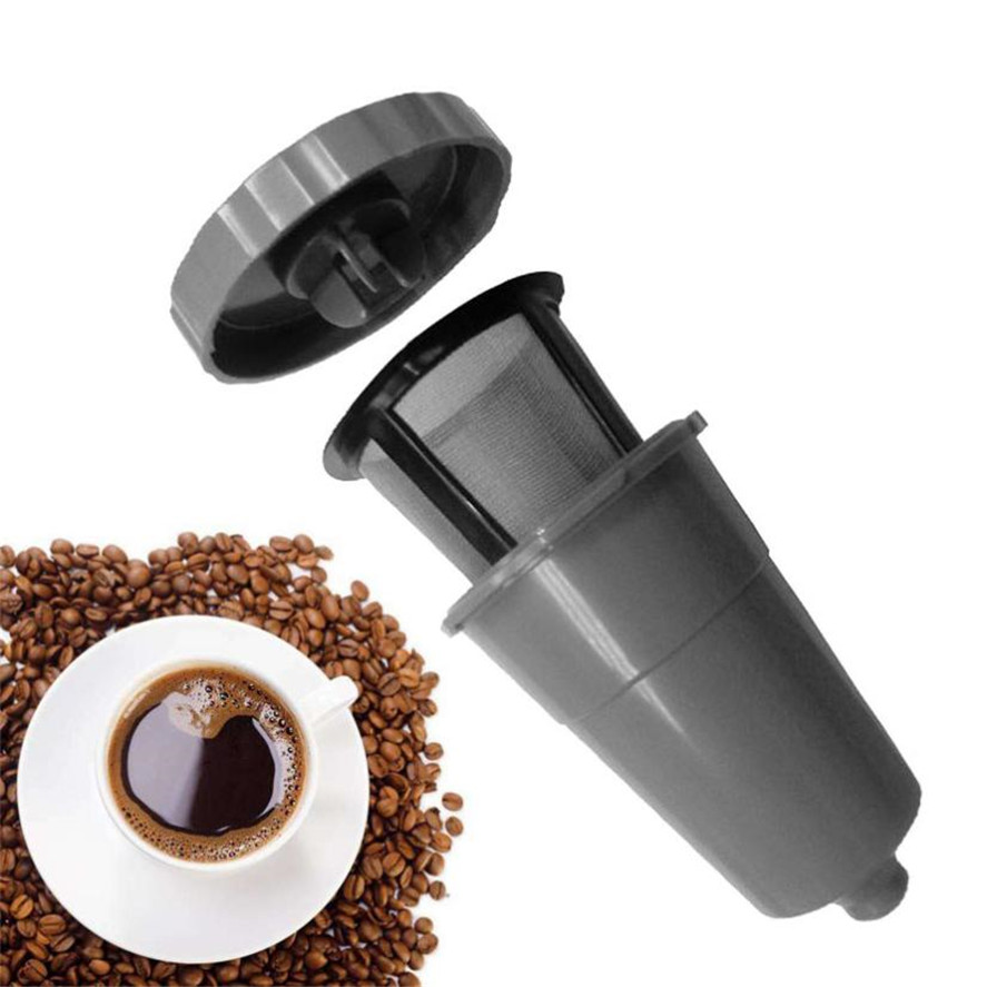 2018 New Coffee Filter 1PC Reusable Replacement Coffee Filter Refillable Holder For Keurig My K-Cup 15