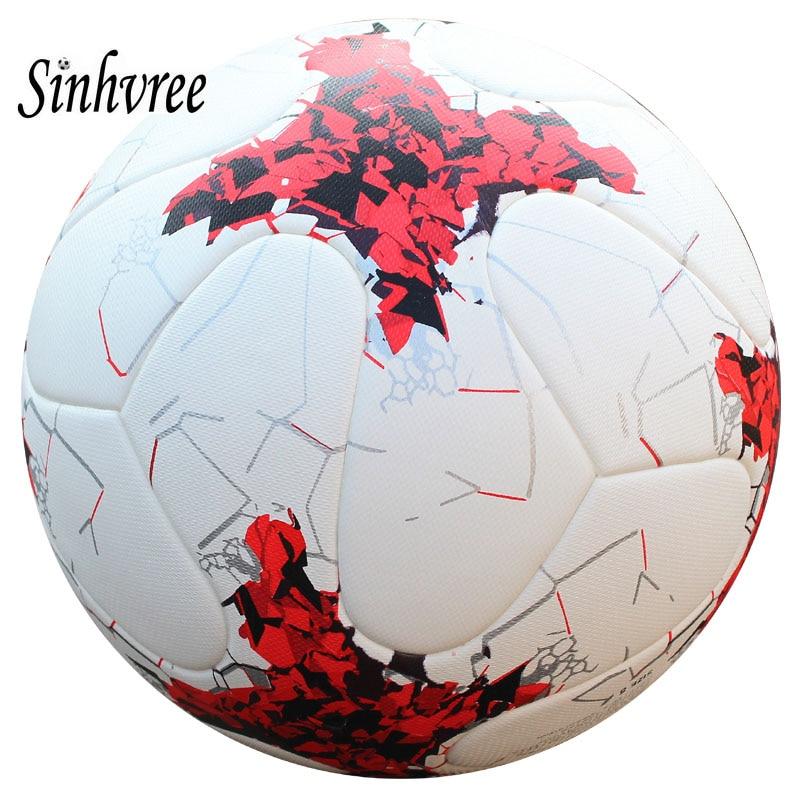 Russia Size 4 Size 5 Football Premier Seamless Soccer Ball Goal Team Match Training Balls League futbol bola soccer balls size 4