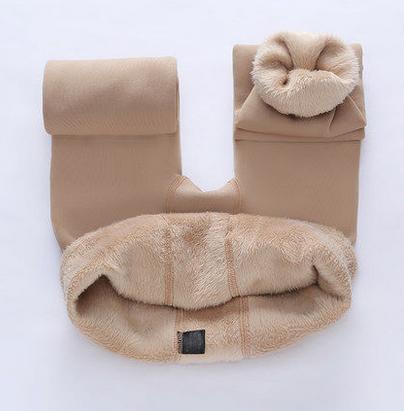 Женская плюс бархат толстые теплые леггинсы брюки зимние женские Стретч длинные брюки леди тепловых брюки хорошее качество свободный размер