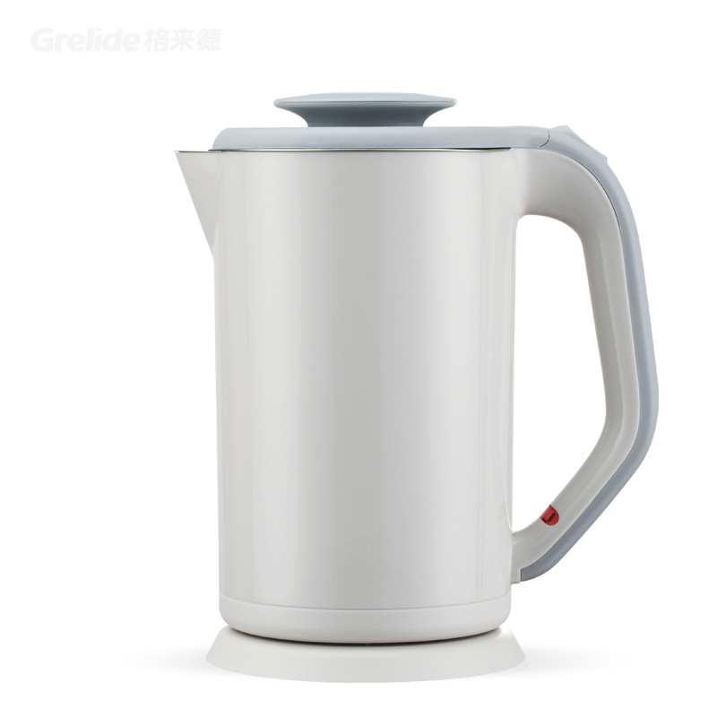 Quick electric kettle 304 stainless steel automatic power Safety Auto-Off Function cukyi stainless steel 1800w electric kettle household 2l safety auto off function quick heating red gold