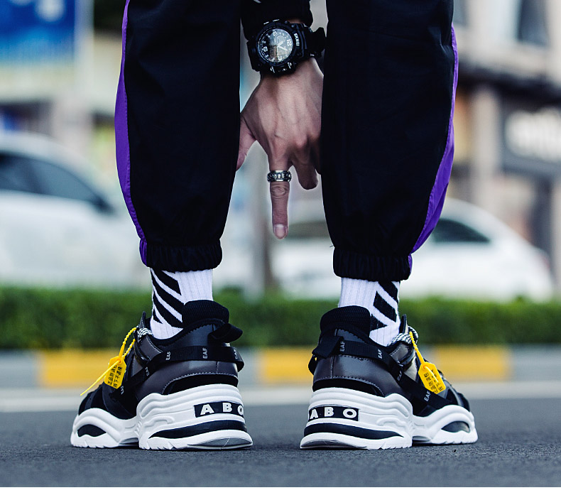 HTB1Z1WldBGw3KVjSZFwq6zQ2FXaj Sooneeya Four Seasons Youth Fashion Trend Shoes Men Casual Ins Hot Sell Sneakers Men New Colorful Dad Shoes Male Big Size 35-46
