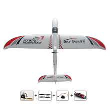 2000mm RC glider remote control airplanes 2M Skysurfer PNP with motor,ESC,Servo RC Plane for hobby remote control model airplane