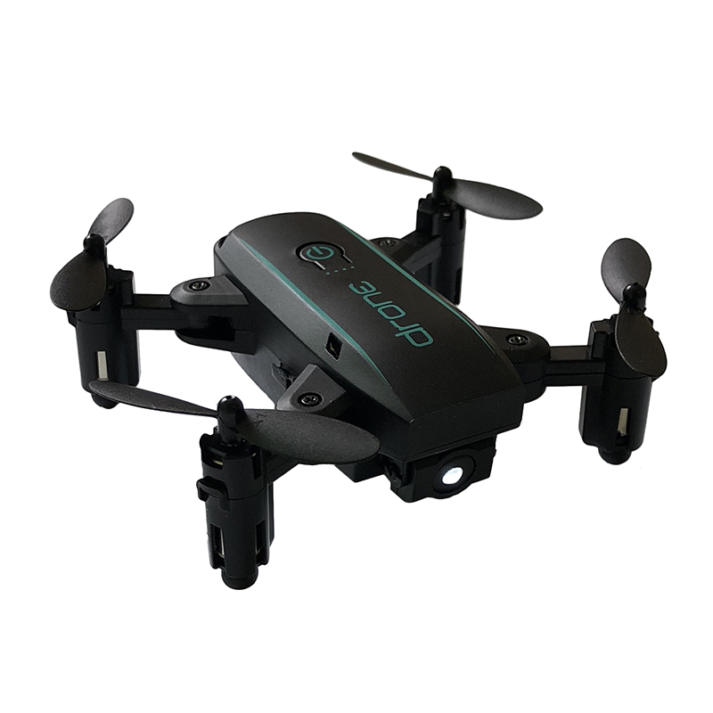 FEICHAO 1601 Mini Drones with Camera HD 0.3MP 2MP Drone Foldable Real Time Video Altitude Hold WIFI FPV RC Quadcopter Toys Dron 16