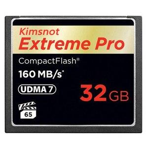 Image 2 - Kimsnot ekstremalny profesjonalista karta pamięci kompaktowa karta pamięci 32GB 64GB 128GB 256GB karta cf Compactflash wysoka prędkość 160 mb/s 1067x UDMA 7