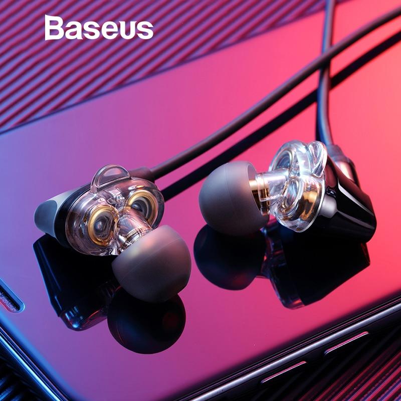 Baseus S10 auricular Bluetooth IPX5 impermeable auriculares inalámbricos fone de ouvido Neckband bluetooth sport auriculares con micrófono