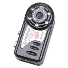Smallest Full HD Q5 HD Mini Digital Camera Recorder Camcorder DV Car DVR IR Night Vision Cam