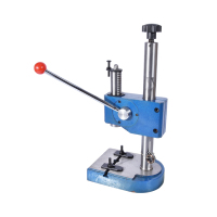 J03 0.5A precision manual press / hand pull punch,Maximum clamping height 140mm,Nominal pressure 5KN Manual Punching Machine