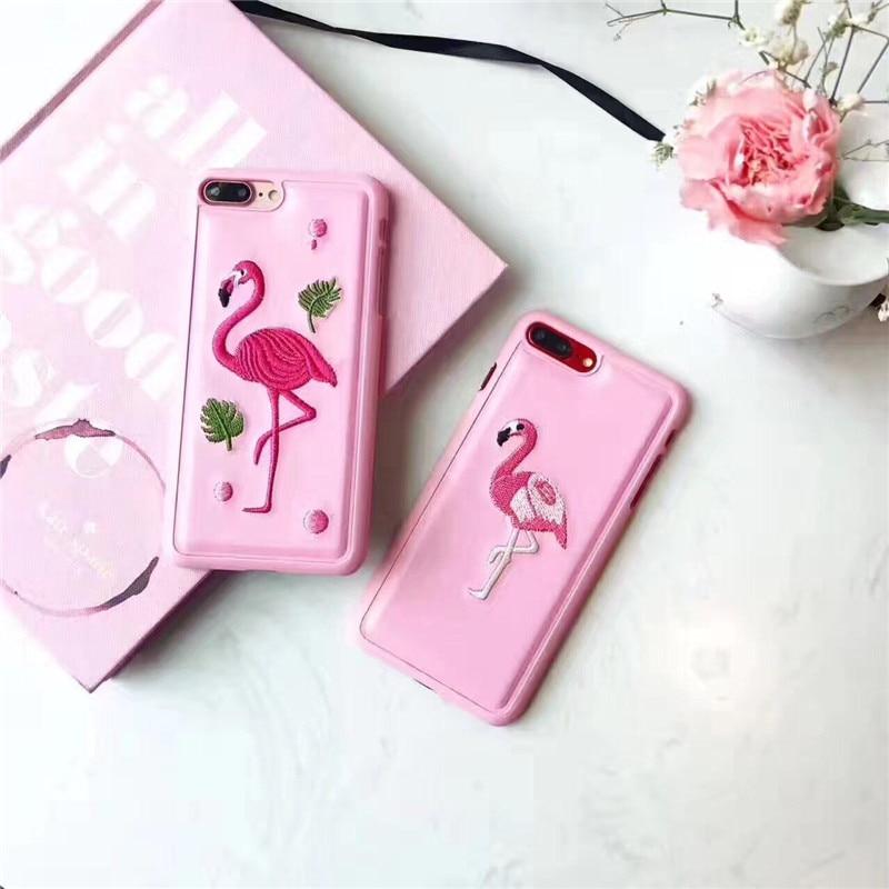 Жесткий pc леди case для iphone6 6s 3d bird вышивка <font><b>mobile</b></font> <font><b>phone</b></font> case для iphone6plus турции пластиковые coque funda обложка