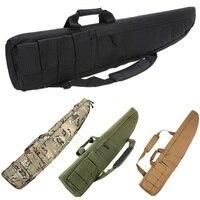 100cm Heavy Duty Gun Carrying Bag Rifle Case CON CAMO