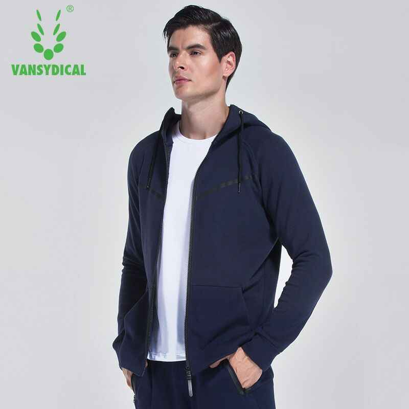 Новые мужские куртки для бега, спортивное пальто для фитнеса, спортивная одежда для футбола, спортивный корсет с капюшоном, тонкая быстросохнущая Светоотражающая застежка