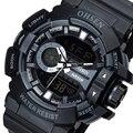 Relógio Do Esporte Relogio masculino Masculino Relógio à prova d' água Led Relógios Digitais Homens Marca Ocasional Militar Xfcs Cronômetro Dive relógio de Pulso