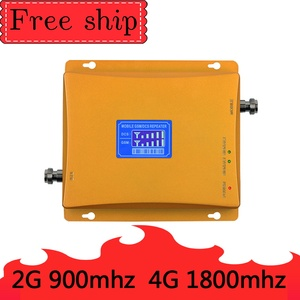 Image 4 - TFX BOOSTER GSM 900 DCS LTE 1800(Band 3) 4G Mobile Phone Signal Booster Dual Band 2G 4G Cellphone Cellular Amplifie  Repeater