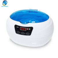 SKYMEN 0.6L Ultrasonic Cleaner Sterilizer Professional Washing Manicure Machine Pot Cleaners Jewelry Watches Glasses Equipment