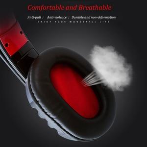 Image 3 - Fones de ouvido bluetooth 4.1 sem fio alta fidelidade v8 fone casque gamer fone à prova dwaterproof água com microfone auricolari cancelamento ruído