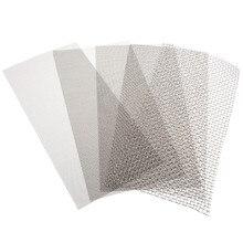 5/8/20/30/40 메쉬 짠 와이어 고품질 스테인레스 스틸 스크리닝 필터 시트 15x30cm