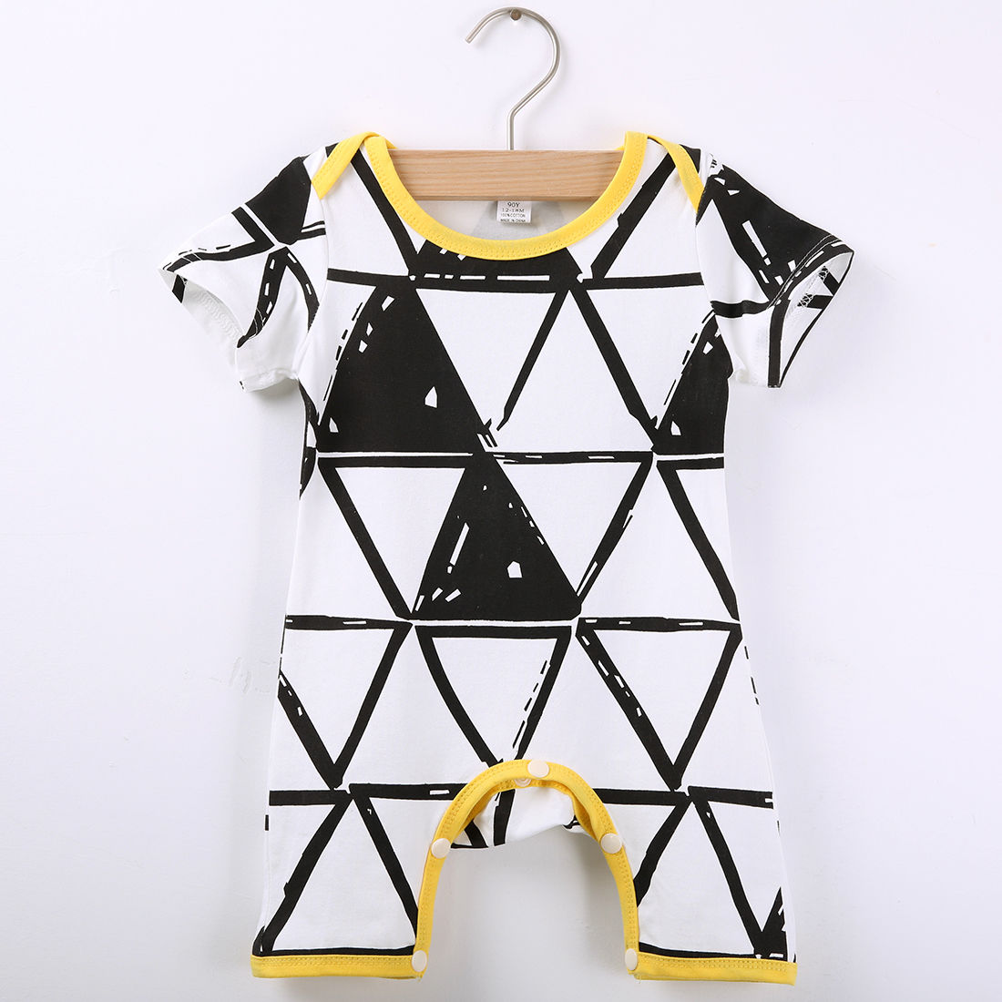 c16feeb592dc Newborn Toddler Baby Girls Boys Clothes Romper Jumpsuit Playsuit Outfits  Clothing New Fashion Cute Summer 3 6 9 12 18 24 Monthes-in Rompers from  Mother ...