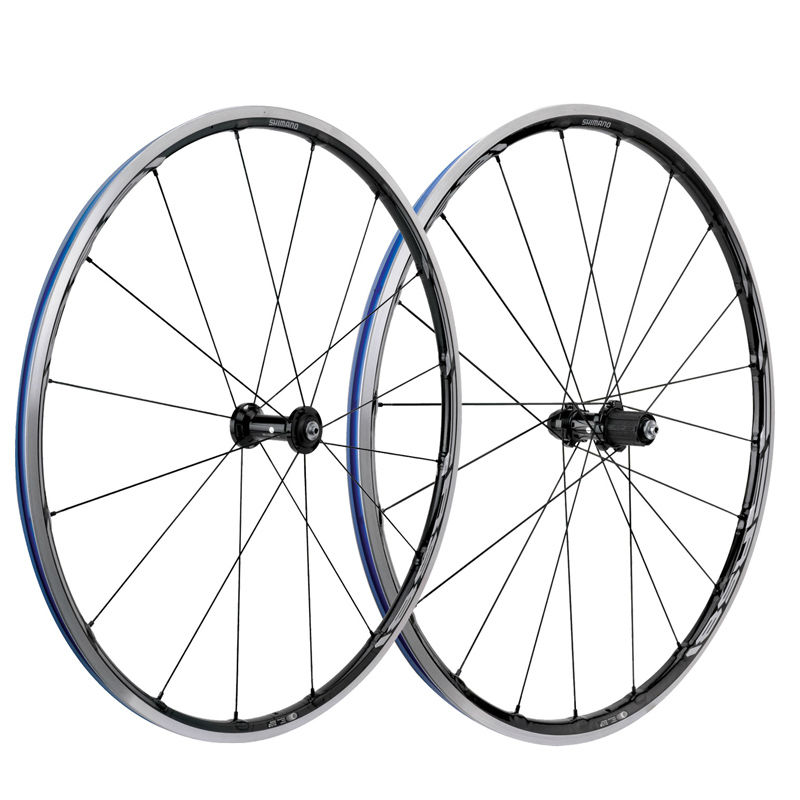 SHIMANO RS81 C24 Road Bike Carbon alloy Clincher Wheel 11 speed a Pair for Bicycle Cycling Racing carbon road wheel ceramic bike hub 700c 88mm clincher racing wheel wholesale carbon road racing wheel