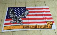USA eagle Flag Stars and Stripes USA flag 3x5 FT 150X90CM Banner brass grommets