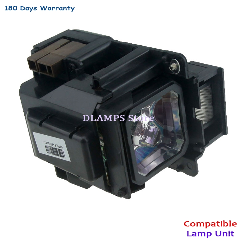 Replacement Lamp W//Housing for NEC VT470+//VT670G//VT676G Projector