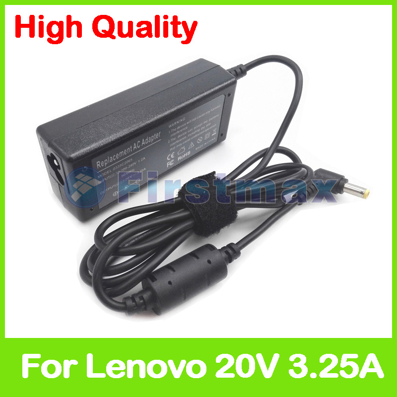 High Quality 20v 3 25a 65w Ac Dc Power Supply Ac Adapter