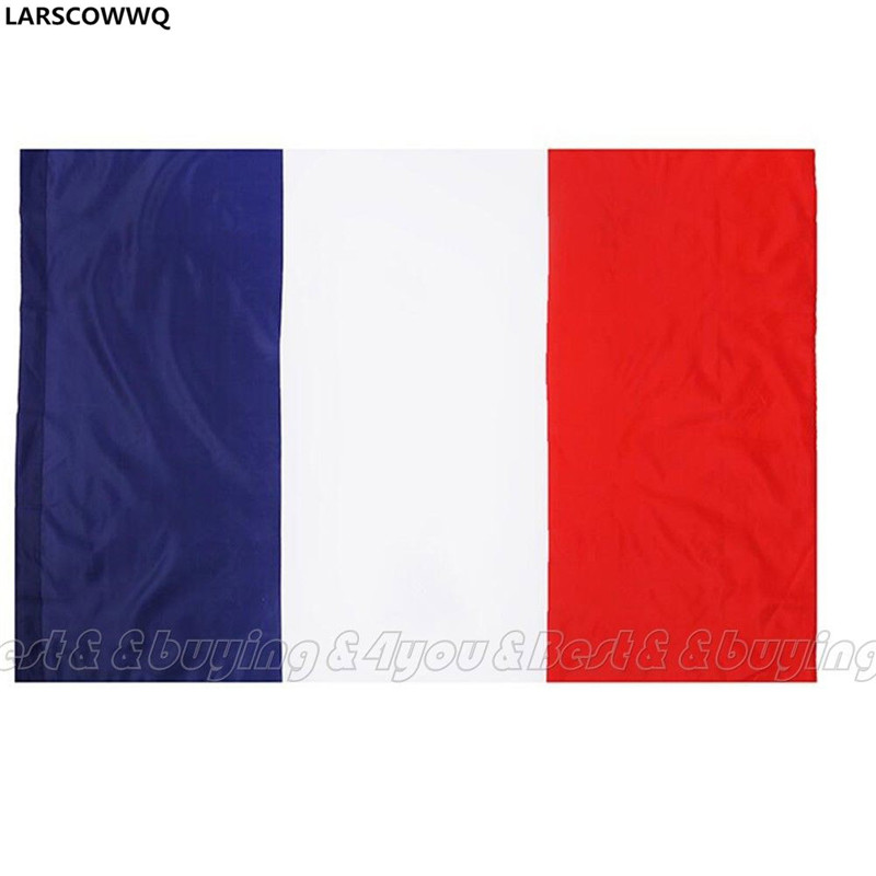 ᐂLarscowwq 90x150 cm bandera francesa La Francia Bandera Nacional ...