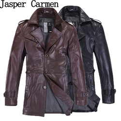 Free shipping men s new suit sheep leather jacket man autumn and winter mens fashion slim.jpg 250x250