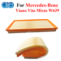 Car Parts Carbon Cabin Air Filter For Mercedes-Benz Viano Vito Mixto W639 Accessories OEM F026400122 A0000901651, A0000903851