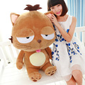 giant stuffed animals 55cm 21.6inch anime plush toys pillow DINGA lovely korea cat plush doll  valentine day birthday gift