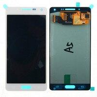 Yeni LCD Ekran Digitizer Meclisi Samsung Galaxy A5 A500F A500X A5000 ücretsiz kargo