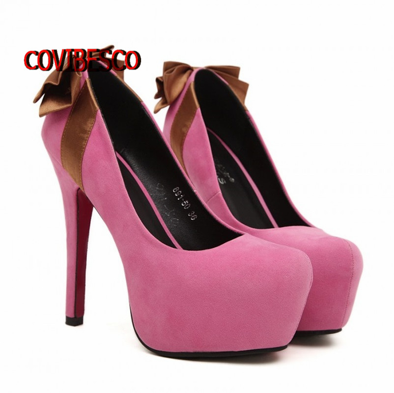 Popular Pink Ribbon Heels-Buy Cheap Pink Ribbon Heels lots from ...