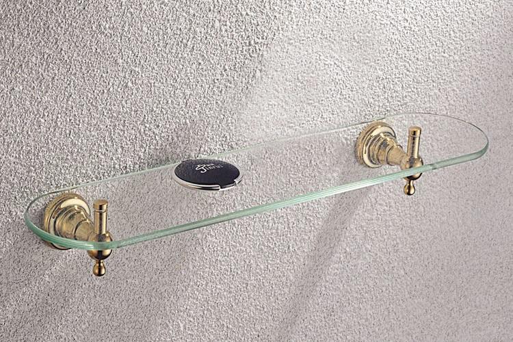 Accessori Per Mensole In Vetro.Mensola Bagno In Vetro Tango Mensola Bagno Zazzeri Mobile Per