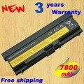 7800mAh 9 Cell Laptop battery for Lenovo ThinkPad E40 E50 T410 T410I T420 T510 SL410 SL510 black