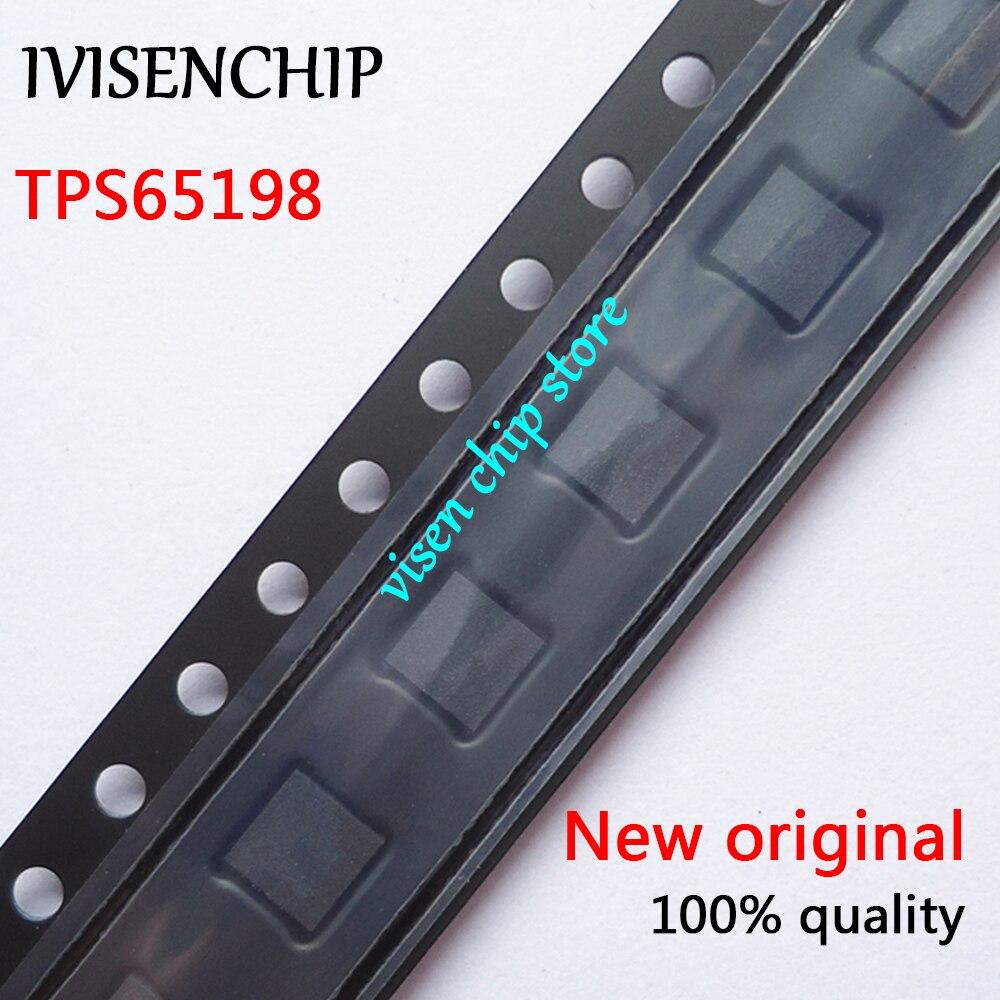 5pcs TPS65198 65198 QFN-28