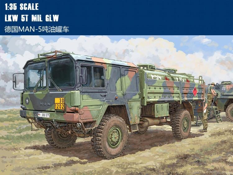 RealTS Hobi Boss Modelleri 85508 1:35 LKW 5 t mil glwRealTS Hobi Boss Modelleri 85508 1:35 LKW 5 t mil glw