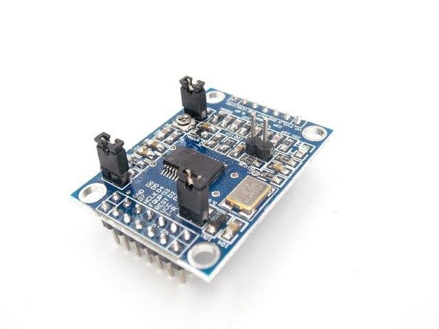 AD9851 moduł generatora sygnału DDS 2 fala grzechu (0 70 MHz) i 2 fale kwadratowe (0 1 MHz) + schemat obwodu