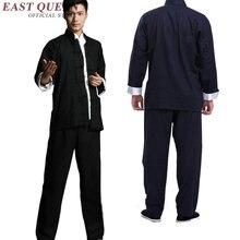 Disfraz Bruce, nuevo diseño, ropa bruce, uniforme de kungfú para hombre, traje de kung fu wing chun, ropa AA2689 Y