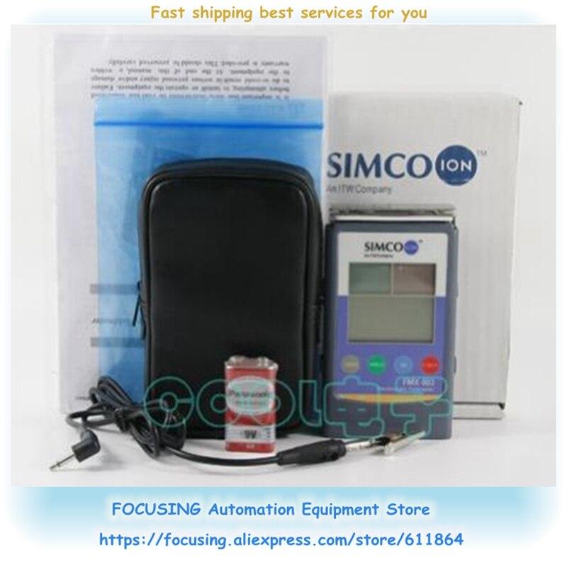 Nouveau FMX-003 ESD électrostatique 9 V compteur de champ testeur électrostatique à main