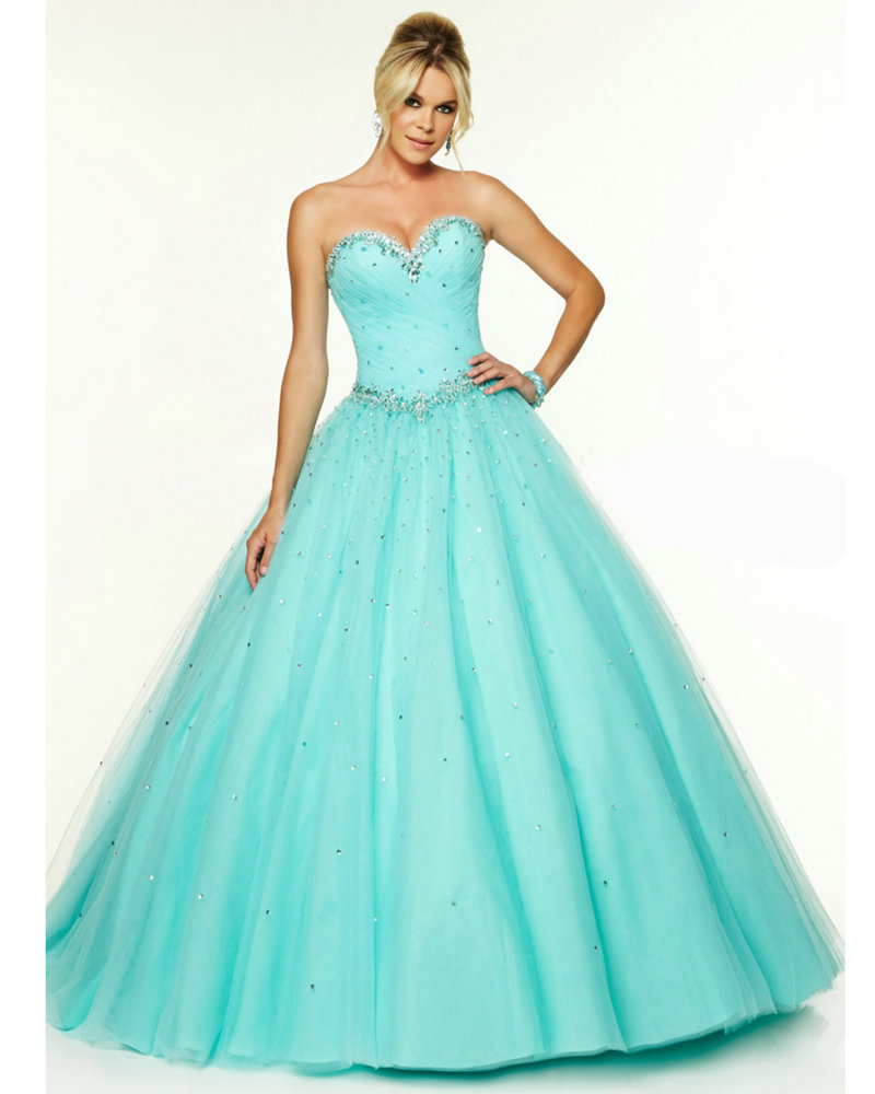 Compare Prices on Aqua Ball Gown- Online Shopping/Buy Low Price ...