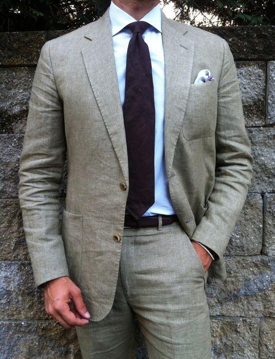 2017 ltimas escudo pant dise os lino gris hombres traje. Black Bedroom Furniture Sets. Home Design Ideas
