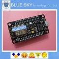V3 Беспроводной модуль NodeMcu 4 М байт Lua WI-FI Интернет вещей ESP8266 доска развития на основе для arduino Совместимый