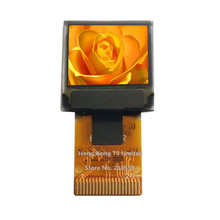 0,6 zoll farbe OLED display 64*64 UG 6464TDDBG010 20 pin drive IC SSD1357 0,6 inch OLED bildschirm