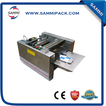 MY-300 steel seal  folding box printing machine, Carton box coding machine