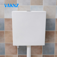Wall Mounted Dual Flush Toilet tank
