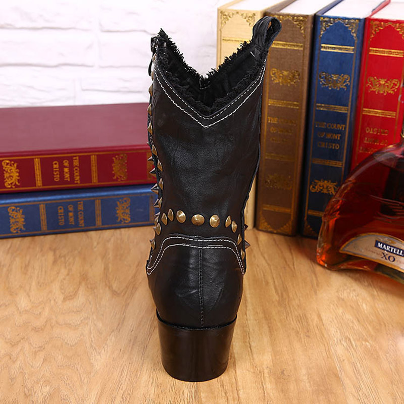 Cowboy Boots Pointy