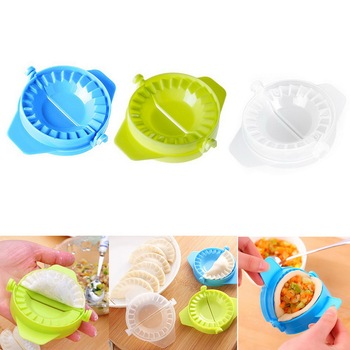 Urijk Creative Plastic Portable Clips For Dumplings 1PC Mini Dumplings Tools Kitchen Supplies Home Kitchen Tools Gadgets