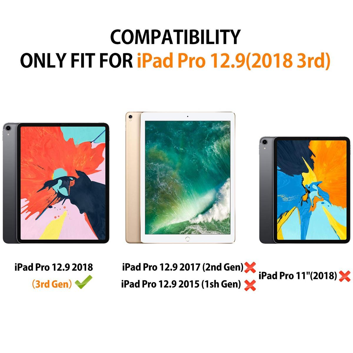 For iPad Pro 2018 12.9