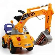 Новый экскаватор грузовик игрушечный завод оптовая продажа большой