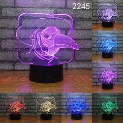Kreatywne produkty 3d lampka nocna Led indukcyjna lampa stołowa dla dzieci dekoracji pokoju 3D światło piękny zabawki dla dzieci lampy biurko w Lampy stołowe LED od Lampy i oświetlenie na