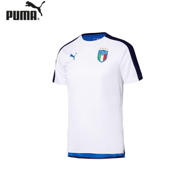 T-Shirt PUMA 75231502 sports and entertainment for men men s korean version flaming sports car printing pattern short sleeve t shirt grey size xl