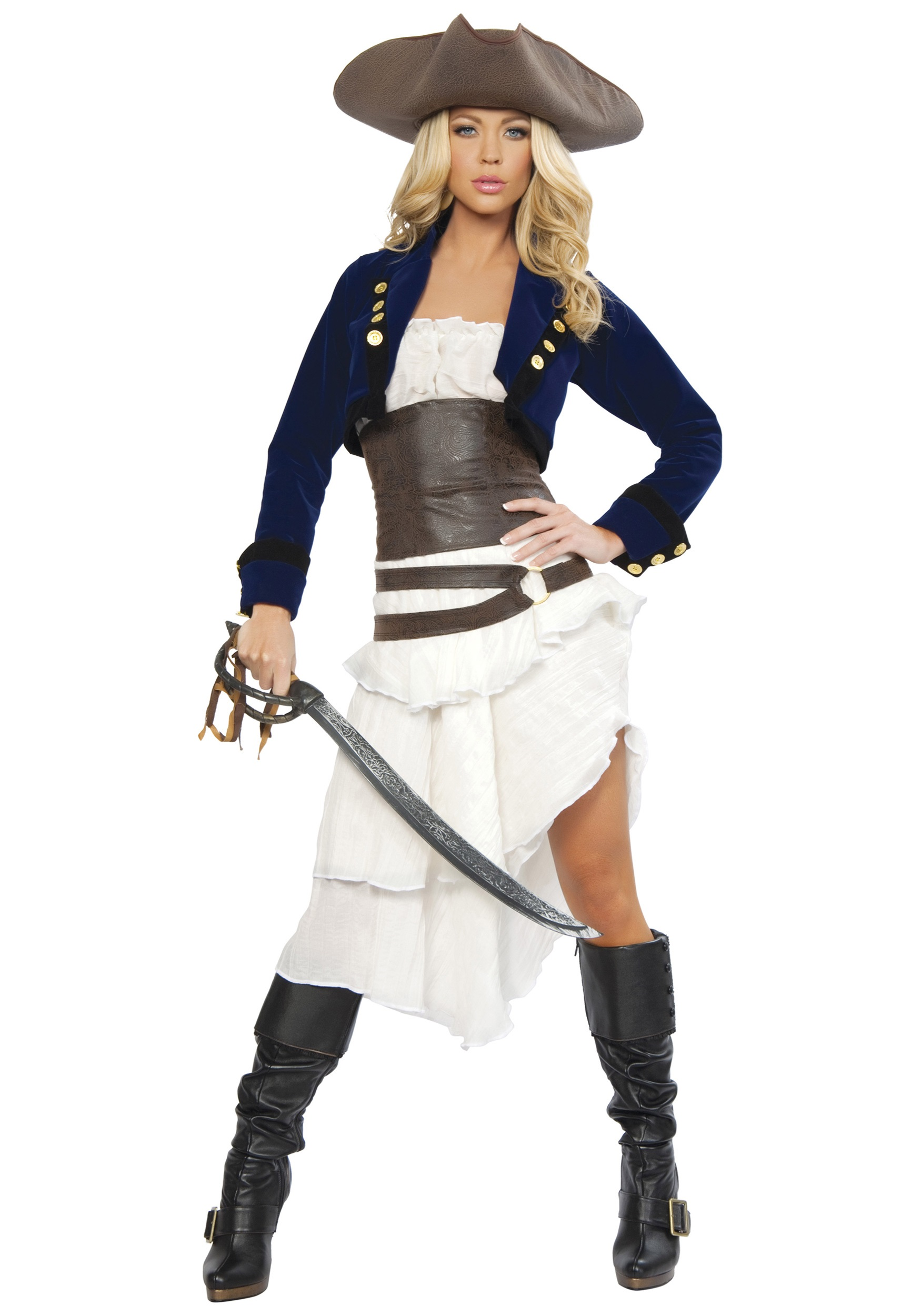Cool Tiered Jacket Included Pirate Womens Gypsy Fantasia Fancy party dress Halloween costumes on Aliexpress.com | Alibaba Group  sc 1 st  AliExpress.com & Cool Tiered Jacket Included Pirate Womens Gypsy Fantasia Fancy party ...